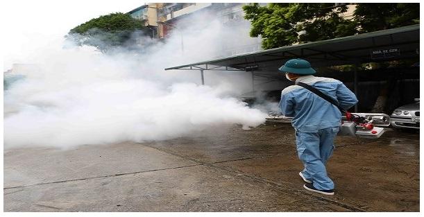 Phun diệt muỗi tận gốc quận Gò Vấp