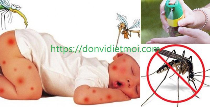 Tại sao bạn nên thực hiện diệt muỗi tại Việt Nam